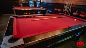 San Antonio Bar Pool Table